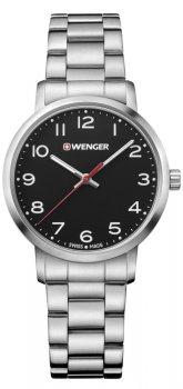 Zegarek zegarek męski Wenger 01.1621.102