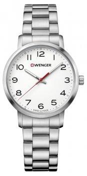 Zegarek zegarek męski Wenger 01.1621.104