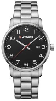 Zegarek zegarek męski Wenger 01.1641.102
