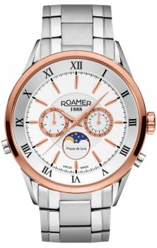 Roamer 508821 49 13 50 - zegarek męski