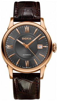 Doxa 624.90.122.202-POWYSTAWOWY - zegarek męski