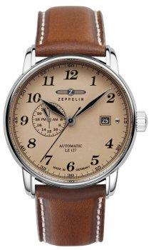 Zeppelin 8668-5 - zegarek męski