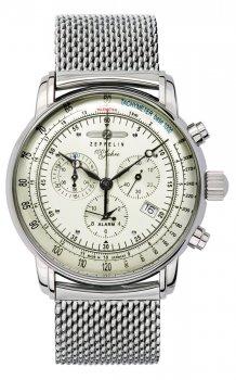 Zeppelin 8680M-3 - zegarek męski