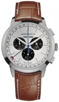 Aerowatch 89992-AA02 - zegarek męski