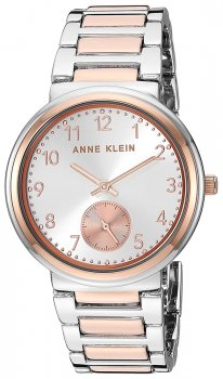 Anne Klein AK-3407SVRT - zegarek damski