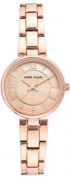 Zegarek damski Anne Klein AK-3598BMRG