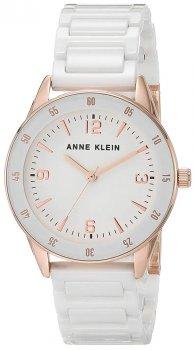 Zegarek damski Anne Klein AK-3658RGWT