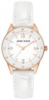 Zegarek damski Anne Klein AK-3734RGWT