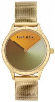 Zegarek damski Anne Klein AK-3776MTGB
