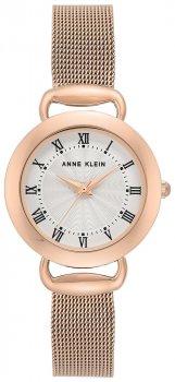 Zegarek damski Anne Klein AK-3806SVRG
