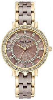 Zegarek damski Anne Klein AK-3810DTGB