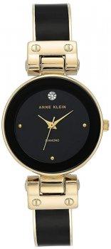 Zegarek damski Anne Klein AK-3832BKGB
