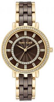 Zegarek damski Anne Klein AK-3810BNGB