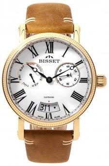 Zegarek męski Bisset BSCF36GRWX05AX