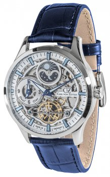 Zegarek męski Carl von Zeyten CVZ0063SLS