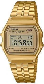 Zegarek unisex Casio A158WETG-9AEF