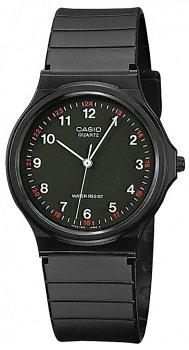 Zegarek dla chłopca Casio MQ-24-1BLLEG