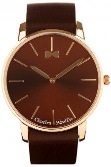 Zegarek unisex Charles BowTie RIBLG.N