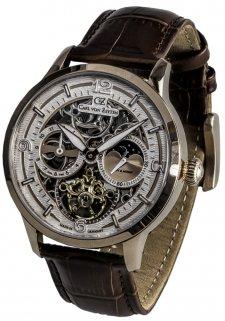 Carl von Zeyten CVZ0058RWH - zegarek męski