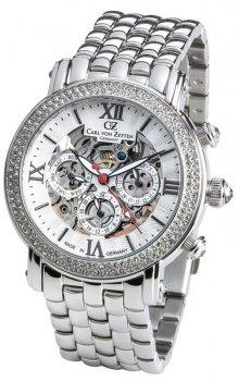 Carl von Zeyten CVZ0062WHMB - zegarek damski