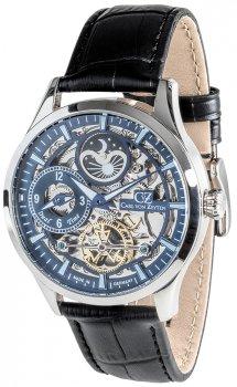 Carl von Zeyten CVZ0063BL - zegarek męski
