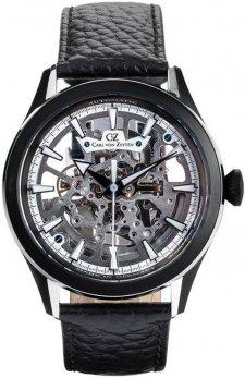 Carl von Zeyten CVZ0065BKWH - zegarek męski