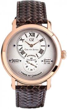 Carl von Zeyten CVZ0066RWH - zegarek męski