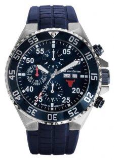 Carl von Zeyten CVZ0067BL-POWYSTAWOWY - zegarek męski