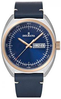 Zegarek męski Delbana 53601.714.6.042