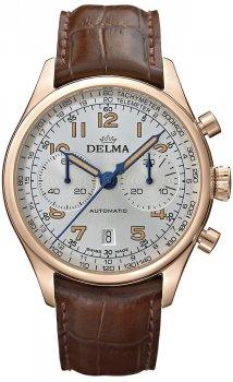Zegarek męski Delma 43601.730.6.062