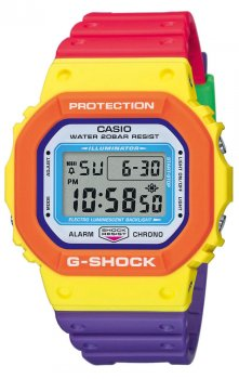 G-SHOCK DW-5610DN-9ER - zegarek męski