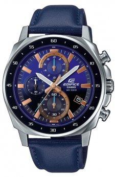 EDIFICE EFV-600L-2AVUEF - zegarek męski