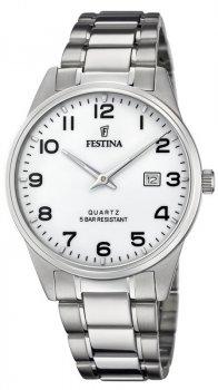 Zegarek zegarek męski Festina F20511-1