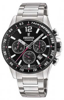 Festina F20520-4-POWYSTAWOWY - zegarek męski