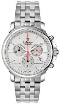 Le Temps LT1057.11BS01-POWYSTAWOWY - zegarek męski