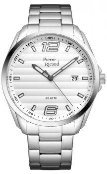 Zegarek męski Pierre Ricaud P91072.5153Q