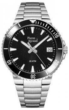 Zegarek męski Pierre Ricaud P91075.Y114Q