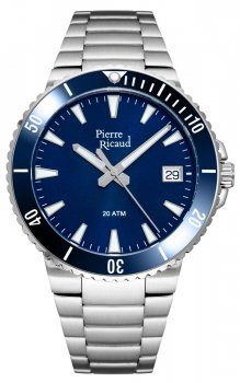 Zegarek męski Pierre Ricaud P91075.Y115Q