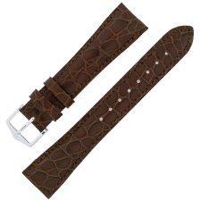 Hirsch 03828010-2-20 - pasek do zegarka męski