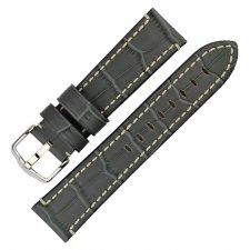 Hirsch 10902830-2-20 - pasek do zegarka męski