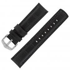 Hirsch 02528051-2-22 - pasek do zegarka męski