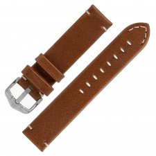 Hirsch 05402070-2-24 - pasek do zegarka męski