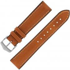 Hirsch 0925002070-2-22 - pasek do zegarka męski