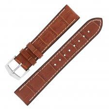 Hirsch 0925028070-2-22 - pasek do zegarka męski