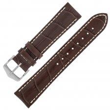 Hirsch 10302810-2-20 - pasek do zegarka męski