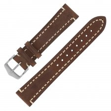 Hirsch 10900210-2-22 - pasek do zegarka męski