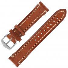 Hirsch 10900270-2-22 - pasek do zegarka męski