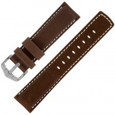 Hirsch 14502110-2-22 - pasek do zegarka męski