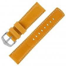 Hirsch 14502170-2-22 - pasek do zegarka męski
