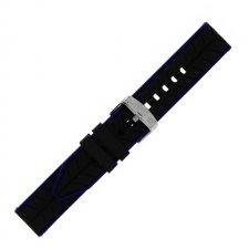 Morellato A01X4985187862CR20 - pasek do zegarka męski